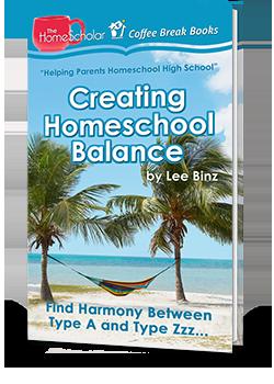 Creating Homeschool Balance