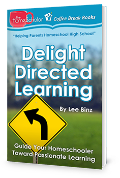 Delight Directed Learning for Homeschool High School