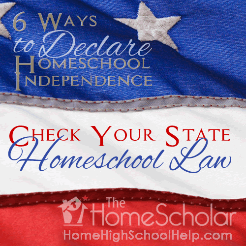 Check Your State Homeschool Law