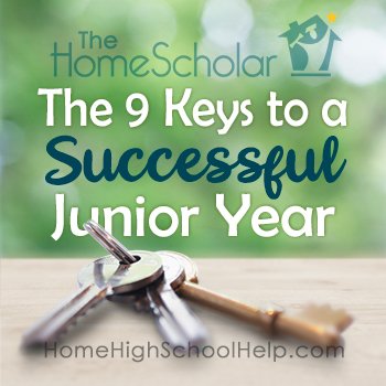 9 tips for homeschooling junior year