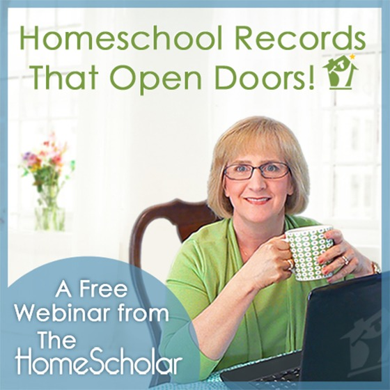 Homeschool Records that Open Doors Workshop