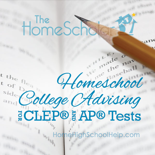 Homeschool College Advising