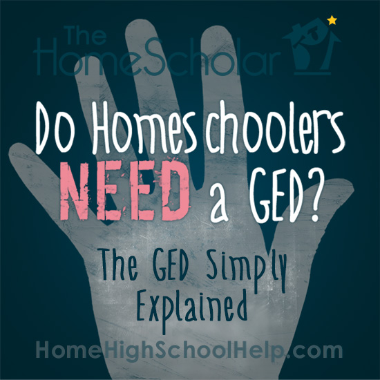 The GED Simply Explained