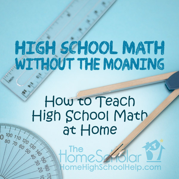 #highschoolmath @TheHomeScholar