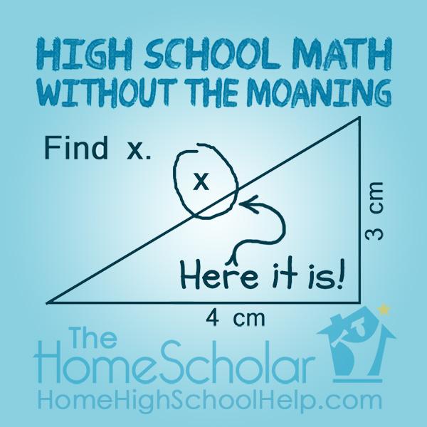Curriculum options for homeschool math