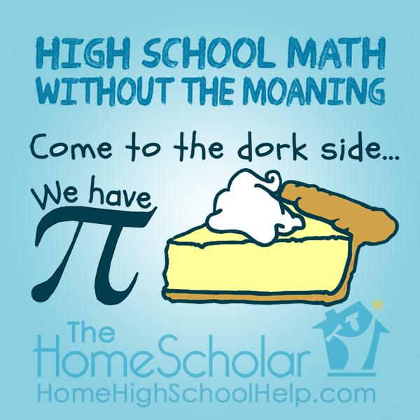 The Homeschool Math Home Stretch