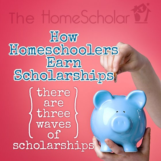 3 Waves of Homeschool Scholarships