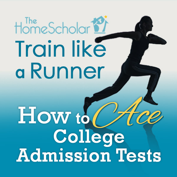How to Ace College Admission Tests - Train Like a Runner