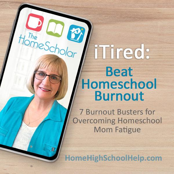Beat Homeschool Burnout