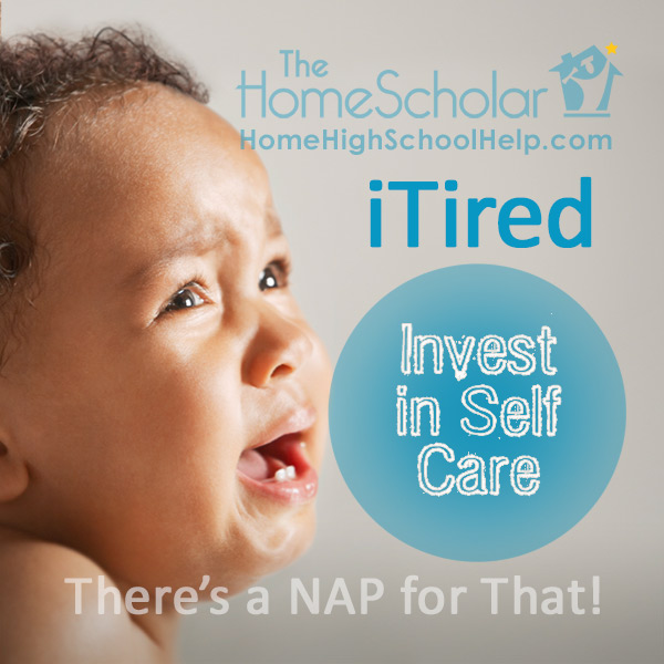 Beat Homeschool Burnout by Investing in Self Care