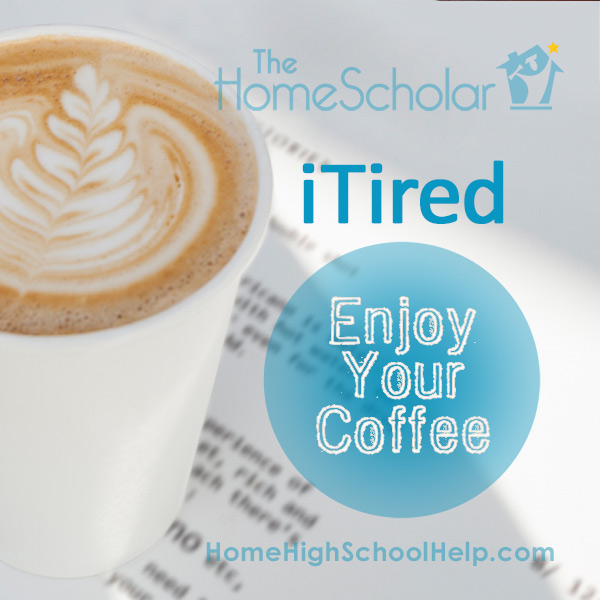 Beat Homeschool Burnout with Coffee