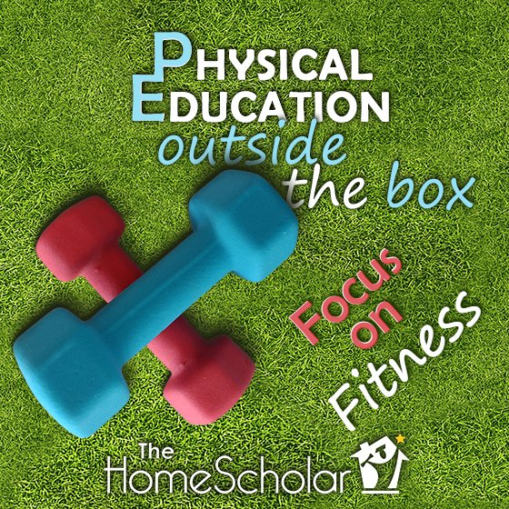 Homeschool PE - Focus on Fitness