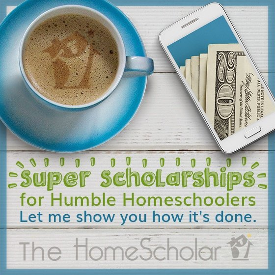 Super Scholarships for Humble Homeschoolers - Free Class